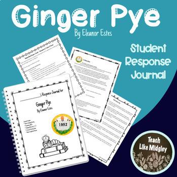 Response Journal for Newbery Winner: Ginger Pye