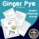 Response Journal for Newbery Winner: Ginger Pye