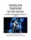 "Newbery Winning ""Smoky the Cowhorse"" study guide with comp"