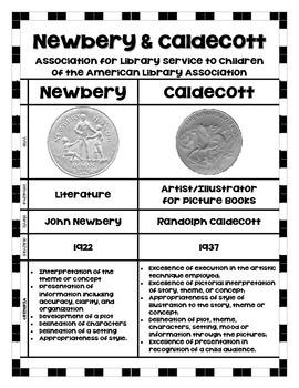 Newbery and Caldecott