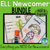 ELL Newcomer Starter Pack Bundle