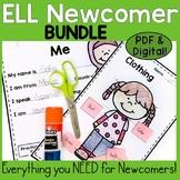 ELL Newcomer Starter Pack Bundle