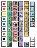 Newcomer ELL Desktop Vocab Chart