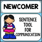 Newcomer Sentence Tool