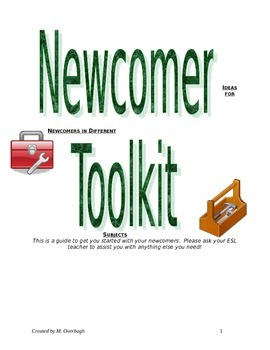 Newcomer Toolkit