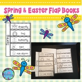 Spring ESL Activities - DOLLAR DEAL -  Spring Flapbook! ELL Resources