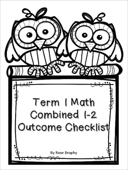Newfoundland Labrador  Math I Can Statement  Checklists for Combined Grades 1-2