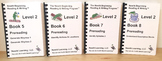 Newitt Level 2 Prereading Series (Set of Four Books)