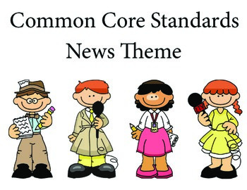 News 1st grade English Common core standards posters