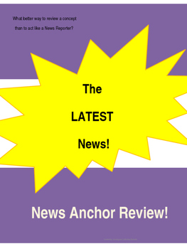 News Anchor Review!