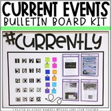 News Article Interactive Bulletin Board Kit