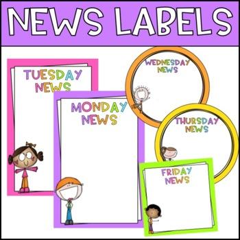 News Labels