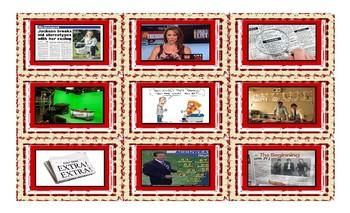 News Media Cards