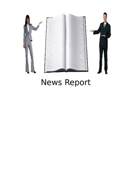 News Report Book Project