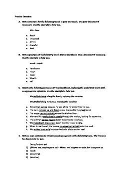 Grade 7/8 English - News Stories Lesson Plan