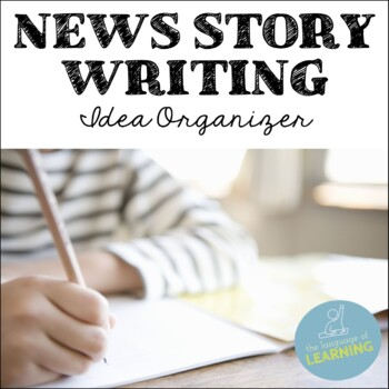 News Story Paragraph Planner - Freebie!