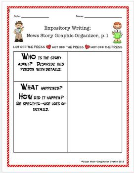 News Story Writing Packet