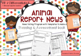 News telling - Animal Report News