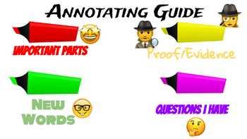 NewsELA Annotating Guide