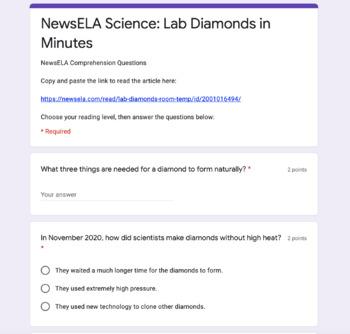 Newsela Answers : Newsela Teacher Review Page Youtube ...