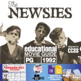 Newsies Movie Guide   Questions   Worksheet (PG - 1992)