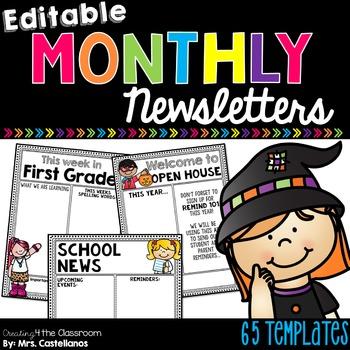 Newsletter-Editable