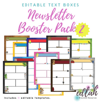 Newsletter Booster Pack 2 (for WORD users)