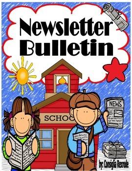 Newsletter Bulletin