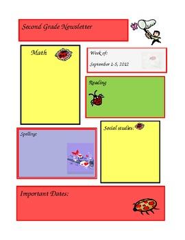 Newsletter (Butterfly)
