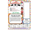 Newsletter Circus Theme 1
