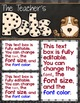 Newsletter EDITABLE Text - Life with Pets Decor