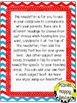Newsletter (Editable) ~ Red, White & Blue Chevron