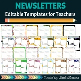 Newsletter Editable Templates