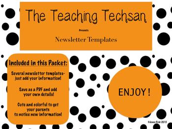 Newsletter Freebie