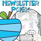 Newsletter Pack {50 Editable Newsletters}