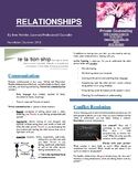 Newsletter: Relationships