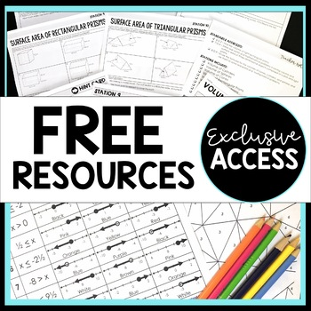 Exclusive Free Resources and News!