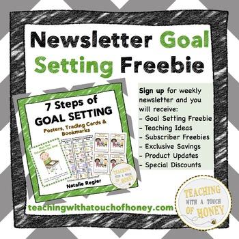 Newsletter Subscription Freebie