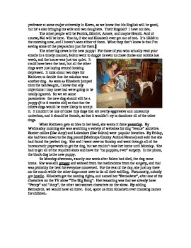 Newsletter, Summer 2nd of 4