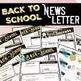 Newsletter - Syllabus Pack - Google Slides
