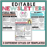 Newsletter Template (Editable)
