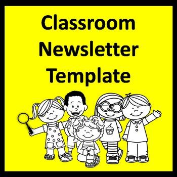 Newsletter Template  *Editable