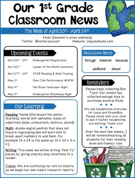original-1807896-3 Free Editable Teacher Subjects Newsletter Templates on april preschool, for preschool, for elementary, preschool december,