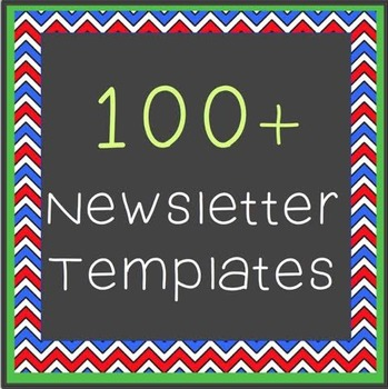 Newsletter Templates - Bundle of 100+ Ready to Use Templates