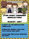 Newsletter templates {{STAR WARS}}