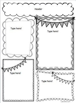 original-833152-4 Free Editable Teacher Subjects Newsletter Templates on april preschool, for preschool, for elementary, preschool december,