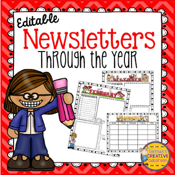 Newsletters Through the Year