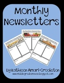 Newsletters for Every Month of the Year