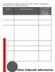 Newspaper Article Analysis Worksheet Close Read Graphic Organizer