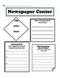 Newspaper Center
